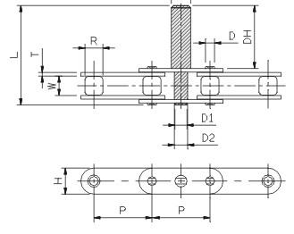 M Conveyor Chain